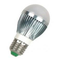 Лампа светодиодная, 5 Вт., Е27, 3000К