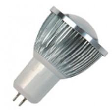 Лампа светодиодная, SPOT, 5 Вт., MR16, 3000К