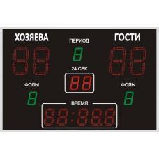 Табло для баскетбола №11