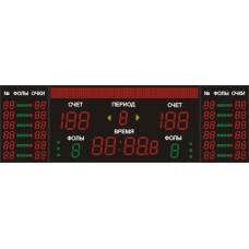 Табло для баскетбола №16