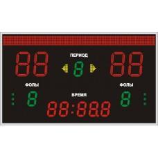 Табло для баскетбола №13