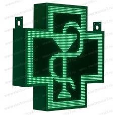 Светодиодный аптечный крест Электроника 7-5210_32х64