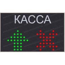 Электронное светодиодное табло электронной очереди Электроника 7-23110