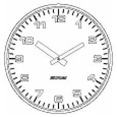 BT980 Аналоговые часы