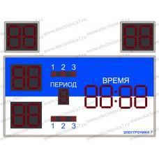 Электронное спортивное табло Электроника 7-0102