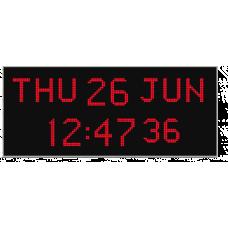 4530E.12.R.S Цифровые часы-календарь