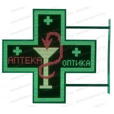 Светодиодный аптечный крест Электроника 7-5210_32х96