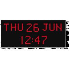4520N.12.R.DS Цифровые часы-календарь