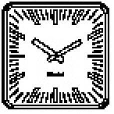 BT480 Аналоговые часы
