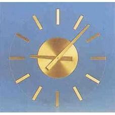 S453N30 Декоративные аналоговые часы, круглые