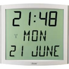 Cristalys Date Цифровые LCD часы