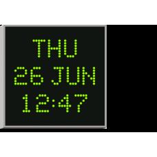 4540N.05.G.S.PoE Цифровые часы-календарь
