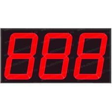 Электронное светодиодное табло электронной очереди Электроника 7-23100-4