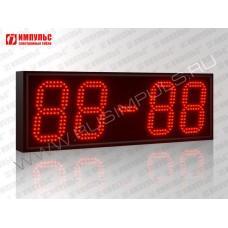 Мини-табло для спорта Импульс-715-D15x4