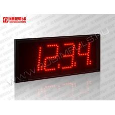 Табло приказов для пожарных частей Импульс-910-D10x4