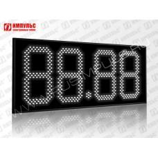 Табло для сетевых АЗС - БРЕНД Импульс-631-GPN / Газпромнефть
