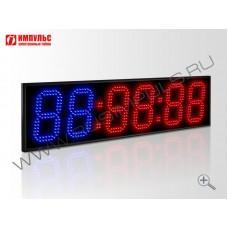Табло для кроссфита Импульс-715-D15x6-RING1