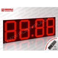 Фасадные уличные часы Импульс-4180N-T