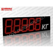 Табло для весовых систем Импульс-921-D21x5