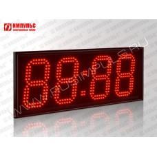 Табло для хоккея Импульс-715-D15x4-SS3-RING1