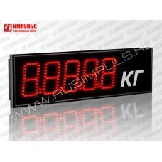 Табло для весовых систем Импульс-910-D10x5
