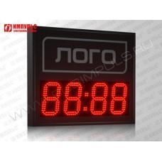 Часы c логотипом Импульс-415M | V