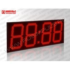 Уличные часы Импульс-424-T