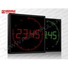 Часы c круговым ходом Импульс-430R-D8