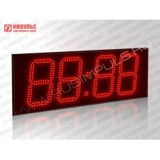 Уличные часы Импульс-421-T