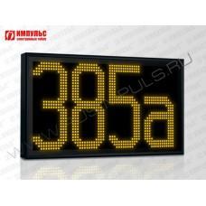 Промышленные табло Импульс-9T5-64x32xN1-BACK