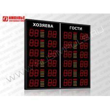 Табло для баскетбола Импульс-708-L12xD8x4-L12xS5