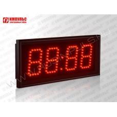 Уличные часы Импульс-408-T