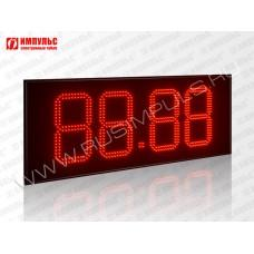 Табло цены топлива для АЗС Импульс-621-N18