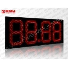 Табло цены топлива для АЗС Импульс-635-N22