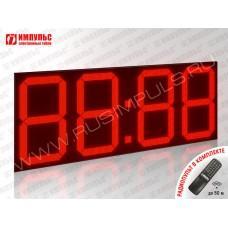 Фасадные уличные часы Импульс-4140N-T