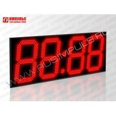 Уличные часы Импульс-431-T