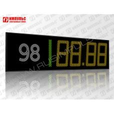 Табло для сетевых АЗС - БРЕНД Импульс-631-RN-ST20-98-P1 / Роснефть