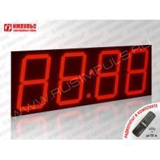 Фасадные уличные часы Импульс-4120-T