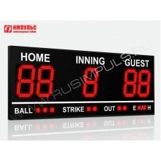 Табло для бейсбола Импульс-735-D35x5-S9