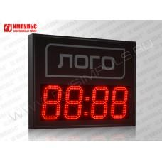 Часы c логотипом Импульс-418M | V