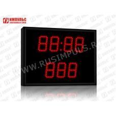 Табло для гиревого спорта Импульс-708-D8x7-SS3