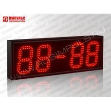 Мини-табло для спорта Импульс-713-D13x4