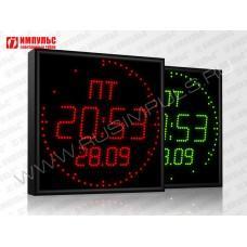 Часы c круговым ходом Импульс-440R-D10-D6-DN6xZ2