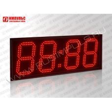 Уличные часы Импульс-418-T