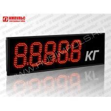 Табло для весовых систем Импульс-913-D13x5