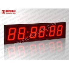 Электронные часы Импульс-410-EURO-HMS