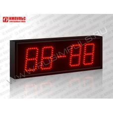 Мини-табло для спорта Импульс-710-D10x4