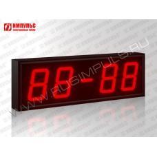 Мини-табло для спорта Импульс-710-EURO-D10x4