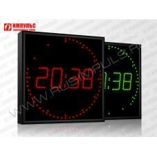 Часы c круговым ходом Импульс-440R-D10