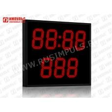 Табло для гиревого спорта Импульс-715-D15x7-SS3